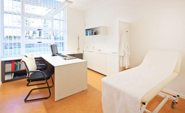 Sede dello studio medico di Roma